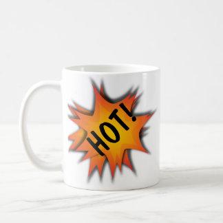 Hot coffee! coffee mug