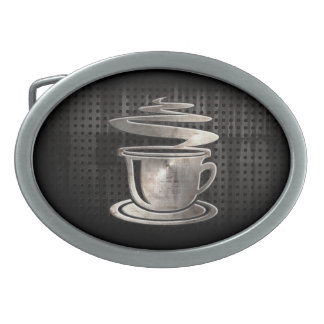 Hot Coffee; Cool Belt Buckle