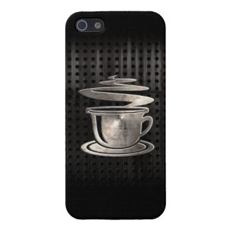 Hot Coffee; Cool iPhone 5 Case