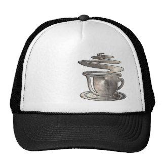 Hot Coffee; Cool Mesh Hats