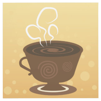 Hot Coffee Creative Art Design Outlet Cover