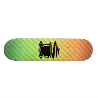 Hot Coffee design Skate Board Deck