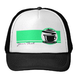 Hot Coffee design Trucker Hat
