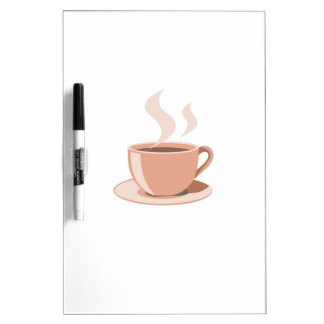 HOT COFFEE Dry-Erase WHITEBOARDS