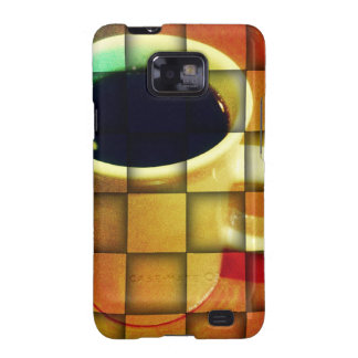 Hot Coffee Image by Ana Tirolese Galaxy S2 Cover