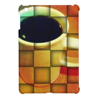 Hot Coffee Image by Ana Tirolese iPad Mini Case