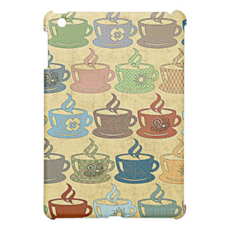HOT COFFEE OR TEA CASE FOR THE iPad MINI