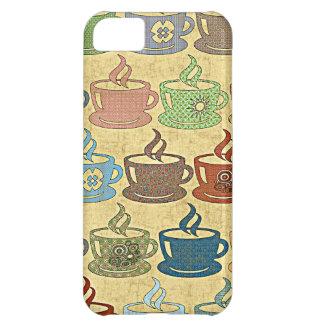 HOT COFFEE OR TEA iPhone 5C CASES