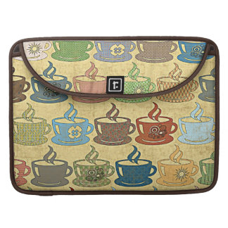 HOT COFFEE OR TEA SLEEVE FOR MacBook PRO