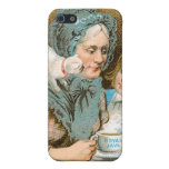 Hot Coffee Royal Java Vintage Drink Ad Art iPhone 5 Case