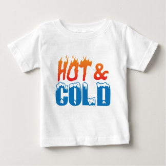 Hot & Cold Baby T-Shirt