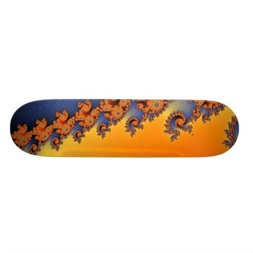 Hot Cold Lines Skateboard