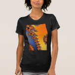 Hot Cold Lines T-Shirt