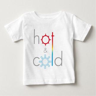 Hot&Cold logo Baby T-Shirt