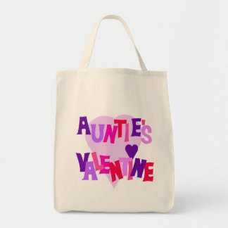 Hot Colors Heart Auntie's Valentine Bag
