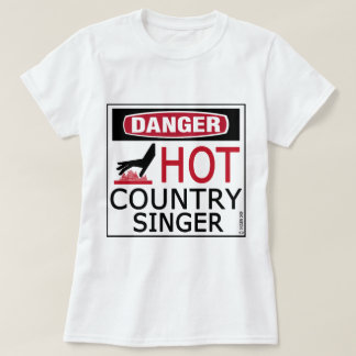 Hot Country Singer T-Shirt