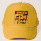 Hot Country Singer Trucker Hat