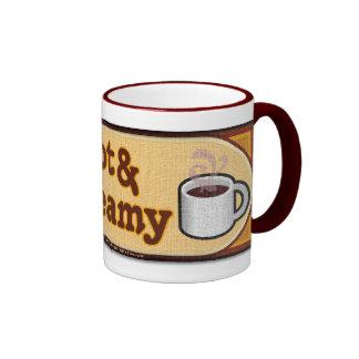 Hot & Creamy Coffee Mug