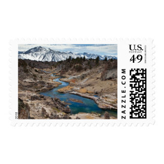 Hot Creek Gulch Postage