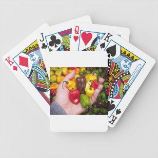 Hot crops bicycle playing cards