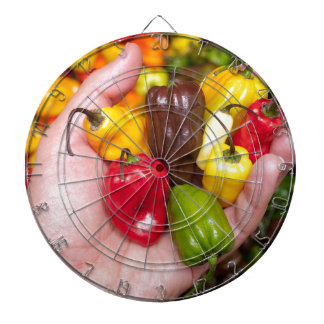 Hot crops dart boards