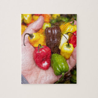 Hot crops jigsaw puzzle