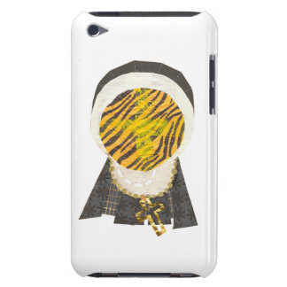 Hot Cross Bun Nun 4th Generation I-Pod Touch Case iPod Touch Cases