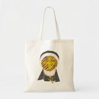 Hot Cross Bun Nun Bag