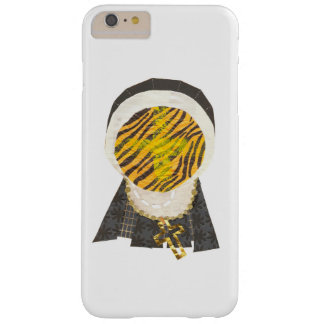 Hot Cross Bun Nun I-Phone 6 Plus Case Barely There iPhone 6 Plus Case