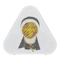 Hot Cross Bun Nun Pieladium Speaker