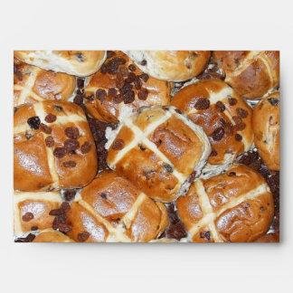 Hot Cross Buns Easter Basket #1 Envelope