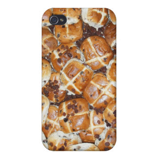 Hot Cross Buns Easter Basket #1 Covers For iPhone 4