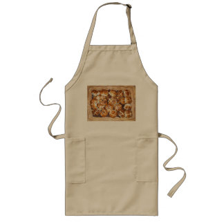 Hot Cross Buns Easter Basket #1 Long Apron