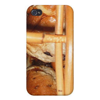 Hot Cross Buns Easter Basket #2 Case For iPhone 4