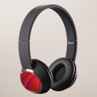 Hot curves headphones