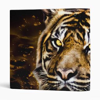 Hot Custom Tiger Print Art Binder - For any use!