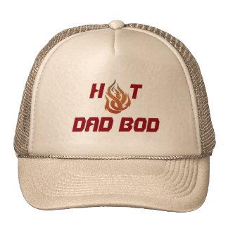 Hot Dad Bod Trucker Cap Trucker Hat