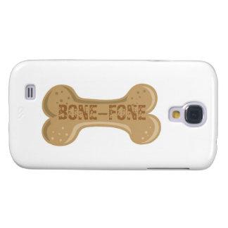 Hot Diggity ™_Bone-Fone Galaxy S4 Cover