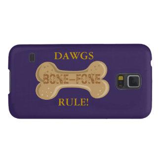 Hot Diggity ™_Dawgs Rule _Bone-Fone Case For Galaxy S5