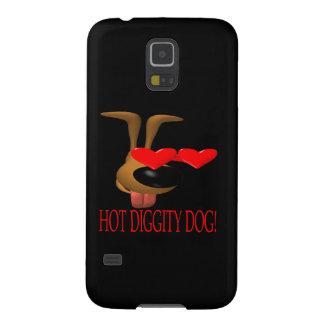 Hot Diggity Dog 4 Samsung Galaxy Nexus Cases