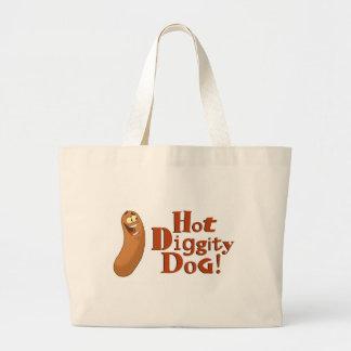 Hot Diggity Dog Bag