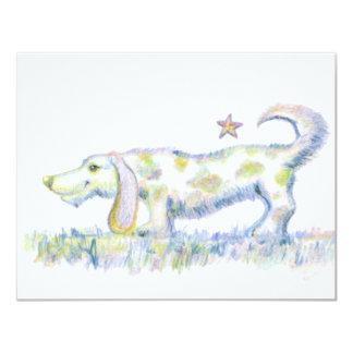Hot DIggity Dog Card