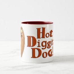 Hot-Diggity-Dog Mug