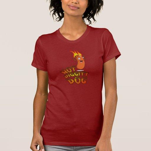 Hot Diggity Dog Shirt