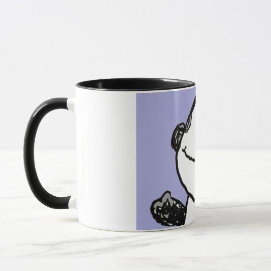Hot Diggity Morning Hug Mug