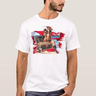 Hot Dive Babes in Bikini's T-Shirt
