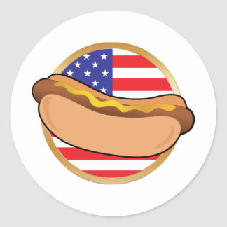 Image result for american flag hotdog