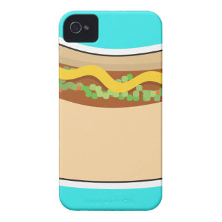 Hot Dog and Relish Case-Mate iPhone 4 Case