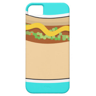 Hot Dog and Relish iPhone SE/5/5s Case