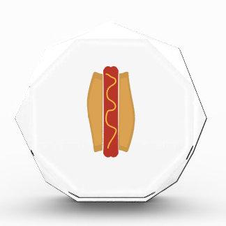 Hot Dog Acrylic Award
